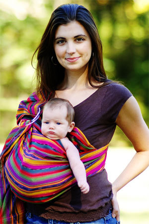 Photo taken from http://www.evolutionaryparenting.com/wp-content/uploads/2011/05/baby-wearing.jpg